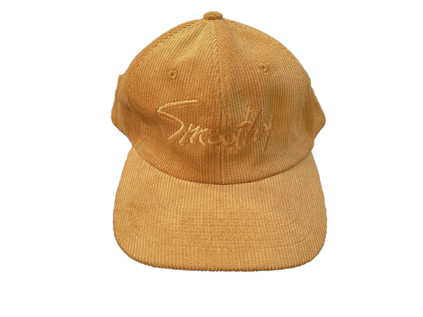 Smoothy Signature Cord Hat - Rust