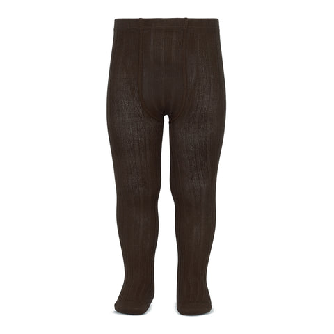 CONDOR TIGHTS - Ribbed in HICKORY