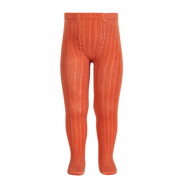 CONDOR TIGHTS - Ribbed in SHERBERT