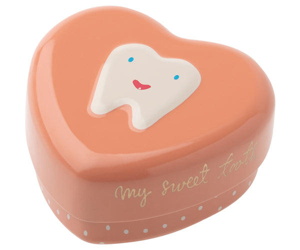 MAILEG My Tooth Box - Pink