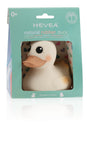 HEVEA Kawan 'Mini' Rubber Duck - Natural