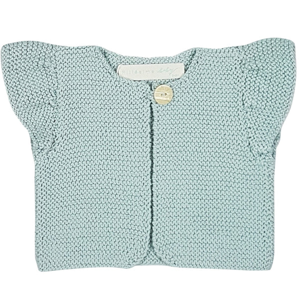 VALENTINA Flutter Vest - Various Shades (ON SALE)