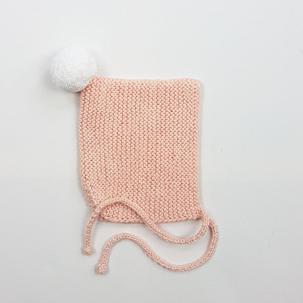 OTIS Pixie Bonnet - Powder Pink