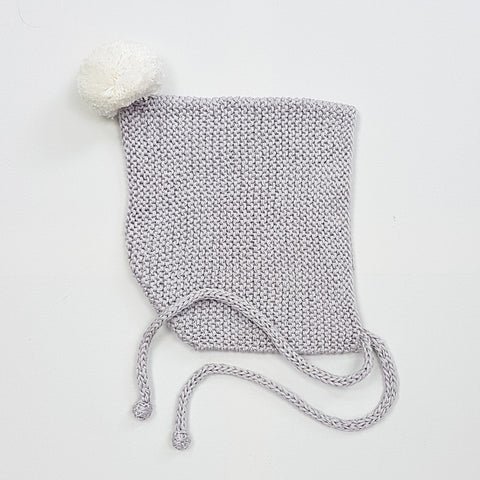 OTIS Pixie Bonnet - Glacier Grey