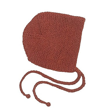 BASTIEN 'Alpaca' Bonnet - Copper
