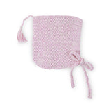 MAXIMUS 'Alpaca' Pixie Hat - Candy Pink & Cloud