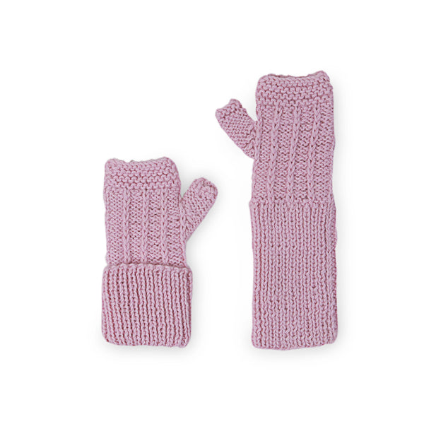 PIXIE 'Alpaca' Gloves - Candy Pink
