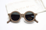 GRECH & CO Sustainable Sunglasses - Stone