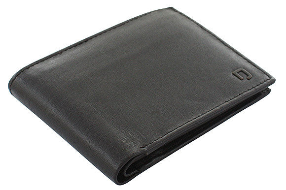 Biflod Men's Leather Wallet -BRN