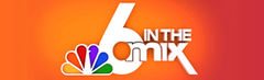 NBC 6 IN THE MIX LOGO