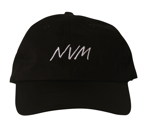 NVM HAT IN BLACK