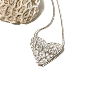 Heart Reef Necklace