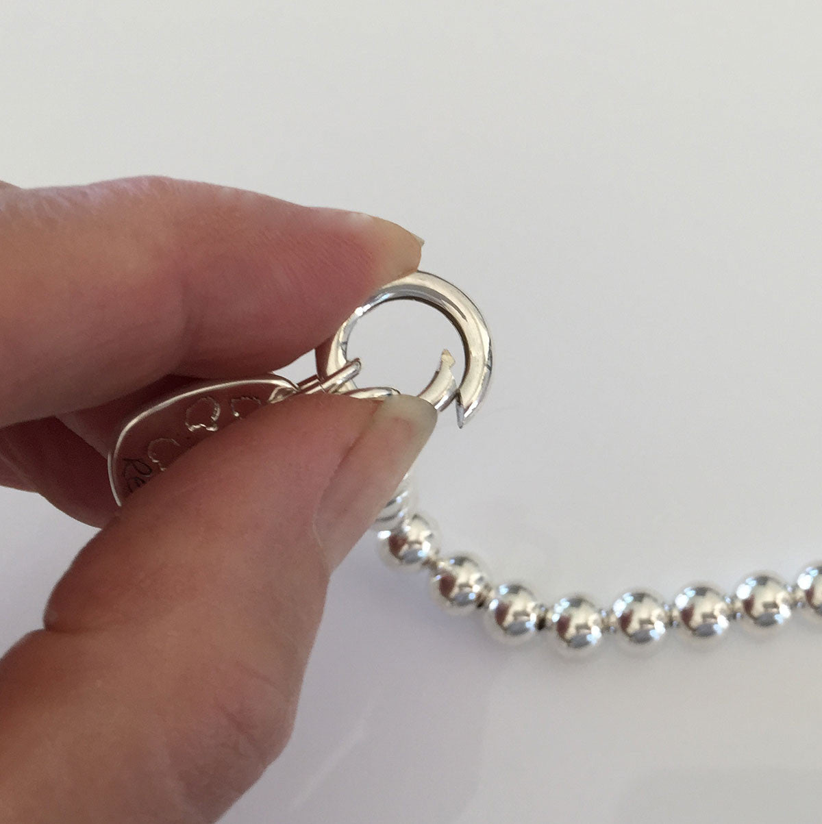 Create your own Fine Silver Charm