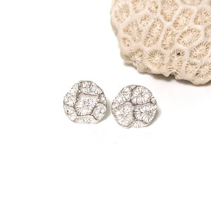 Coral Studs Small
