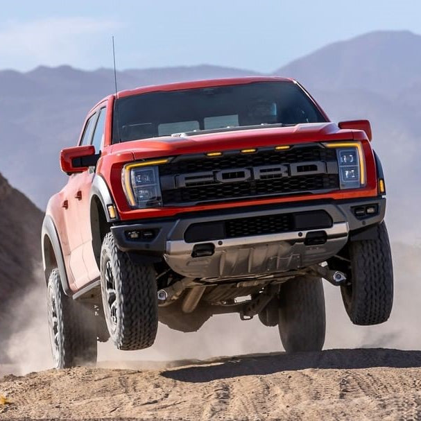 DV8 Off-Road & The 2021 Ford Raptor