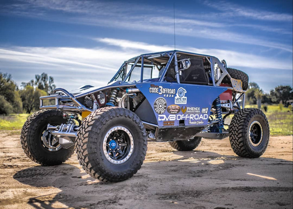 DV8 882 Beadlock Wheels Raced KOH 2019