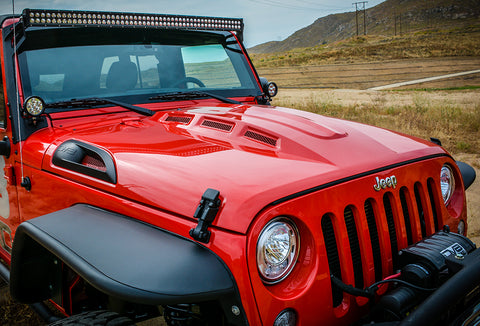 DV8 Offroad Jeep Accessories