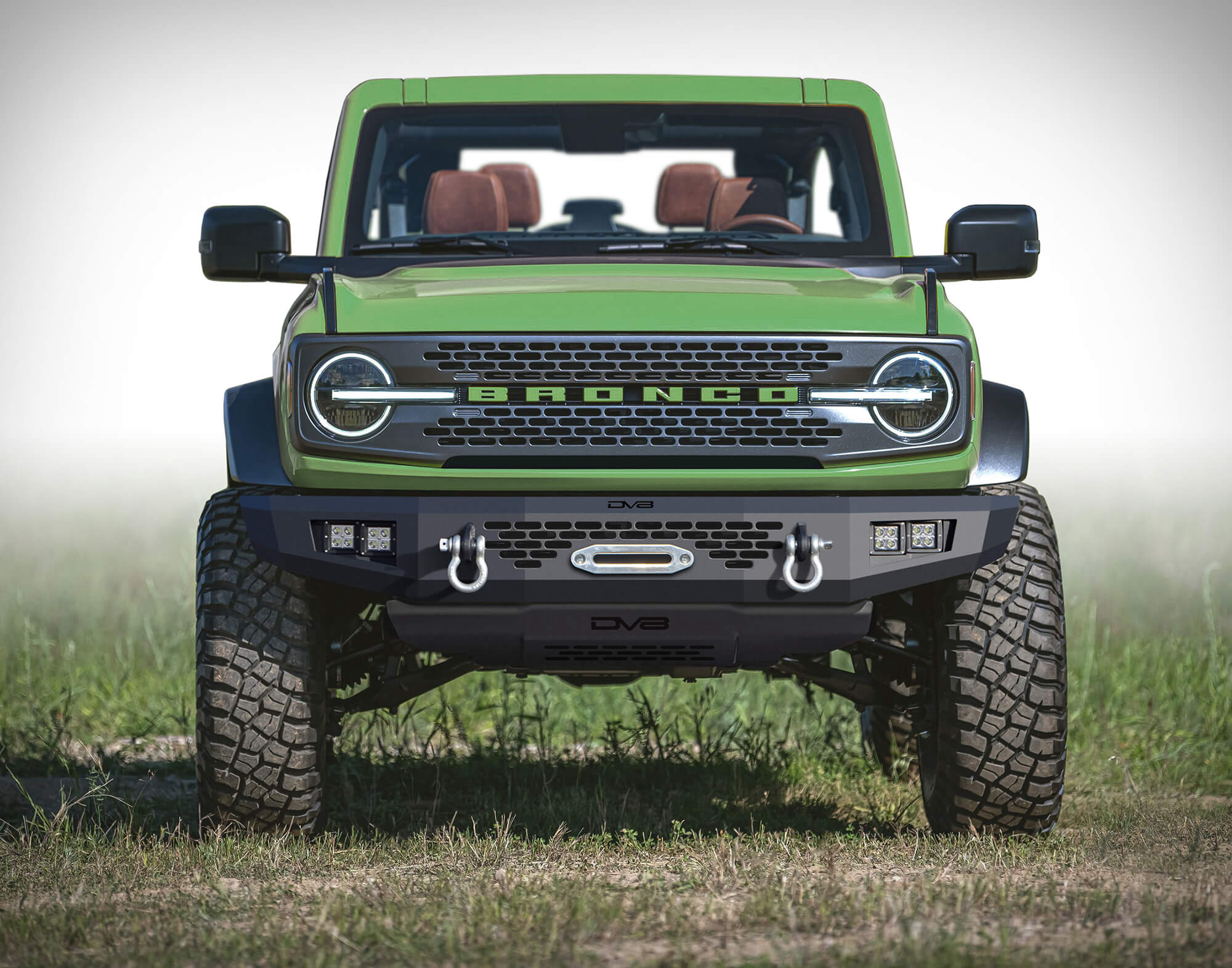 2021 Ford Bronco aftermarket parts and accessories
