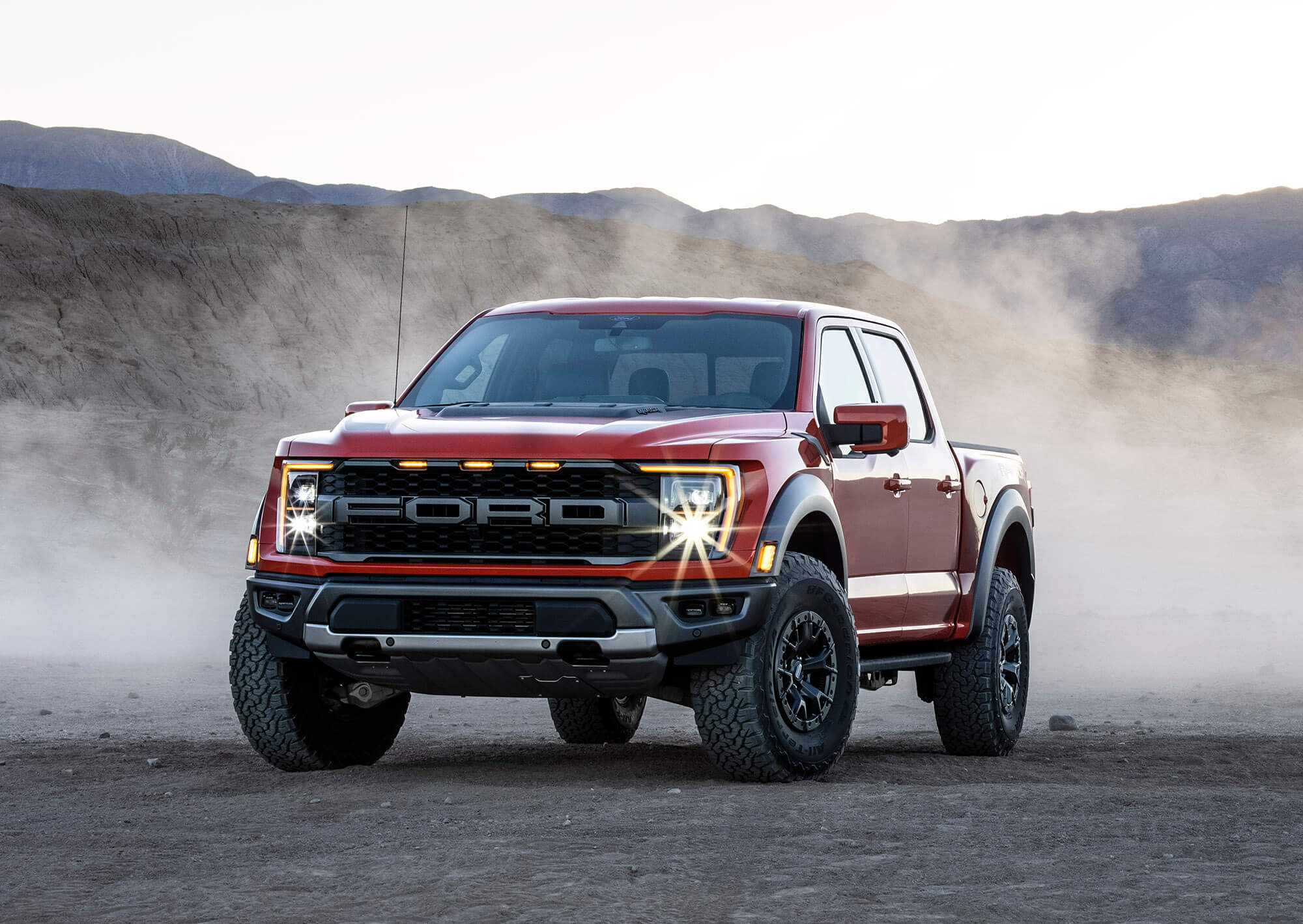 Ford Raptor aftermarket parts and accessories