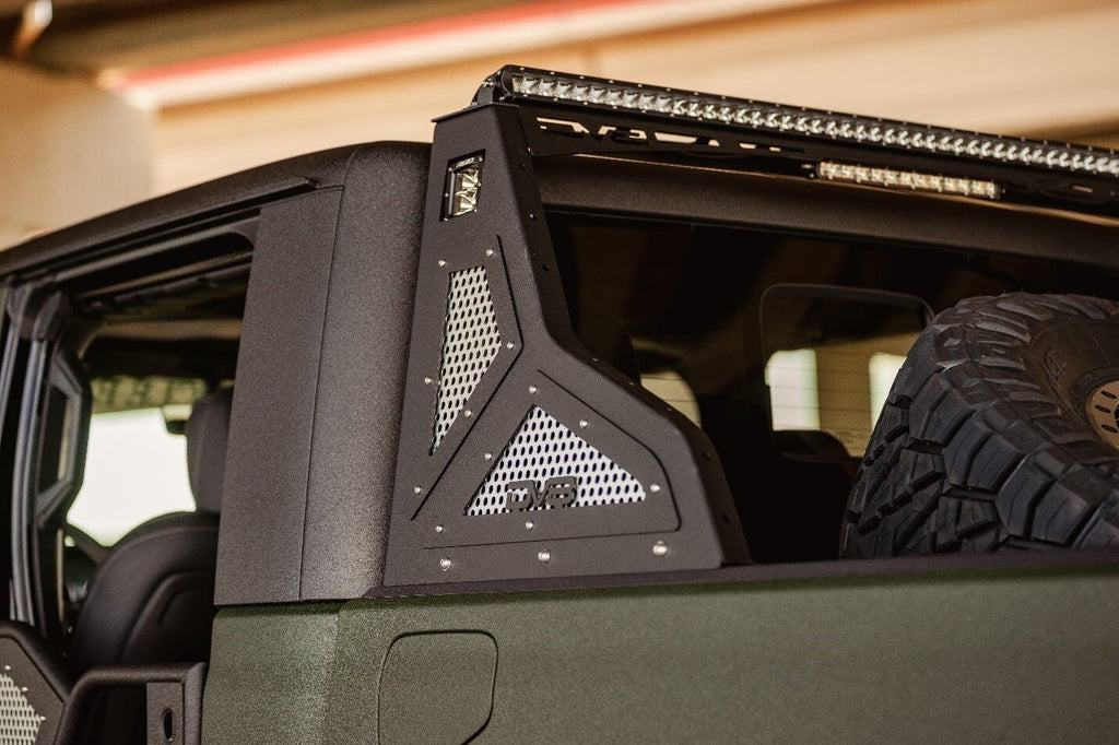 2021 Jeep JT bed rack