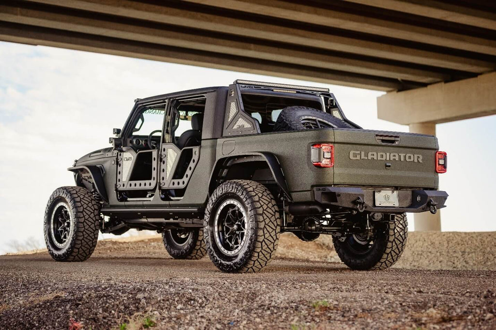 Jeep Gladiator JT aftermarket parts and accessories