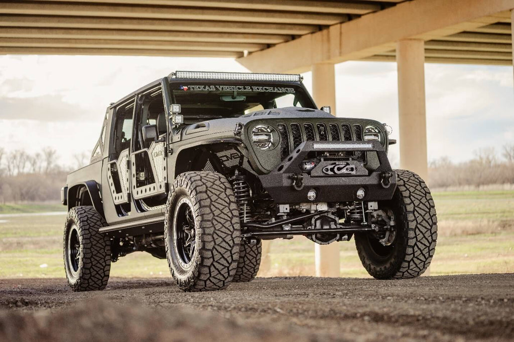 Jeep Gladiator aftermarket parts and accessories