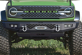 Bronco Front Bumpers