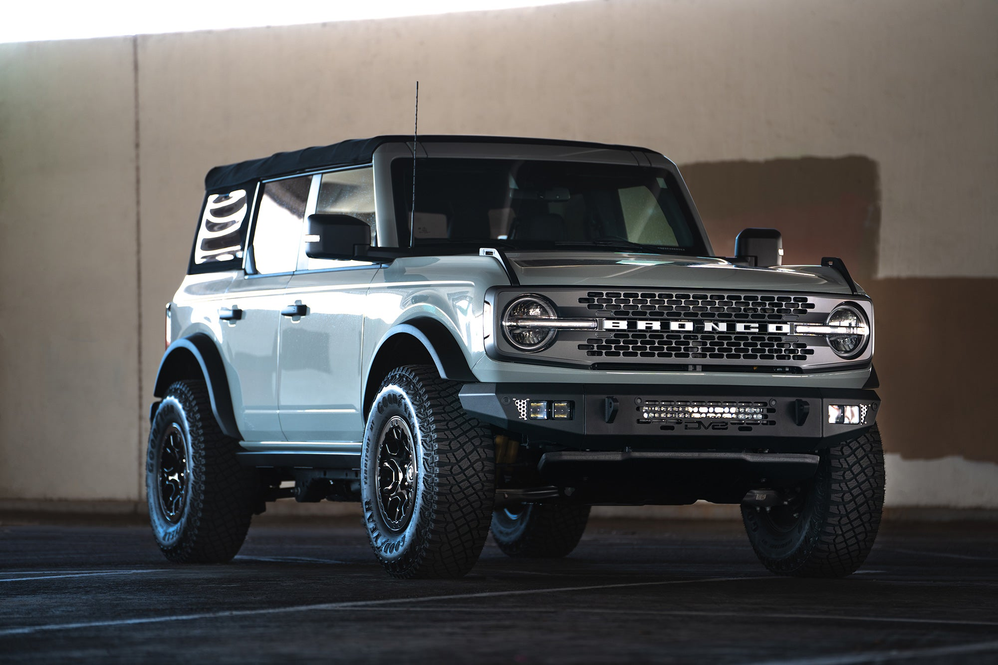 Ford Bronco High Clearance Front Bumper