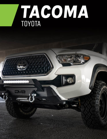 Toyota Tacoma Parts & Accessories