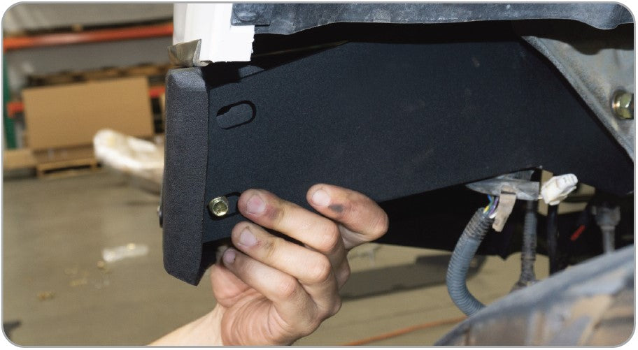 GX 460 Wing Support