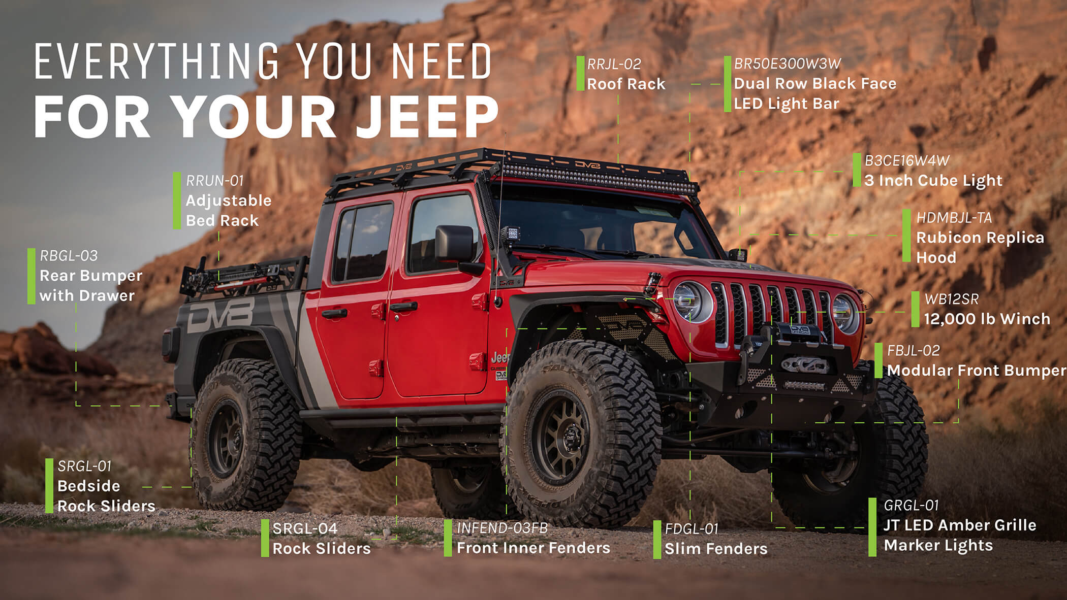 Jeep-Gladiator-Offroad-Parts