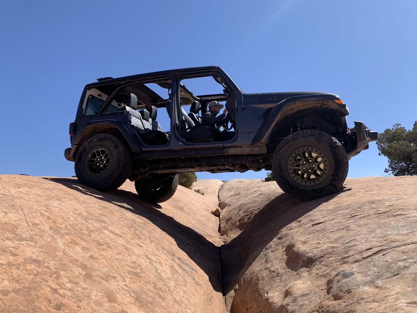 Rubicon 392 with the Xtreme Recon Package