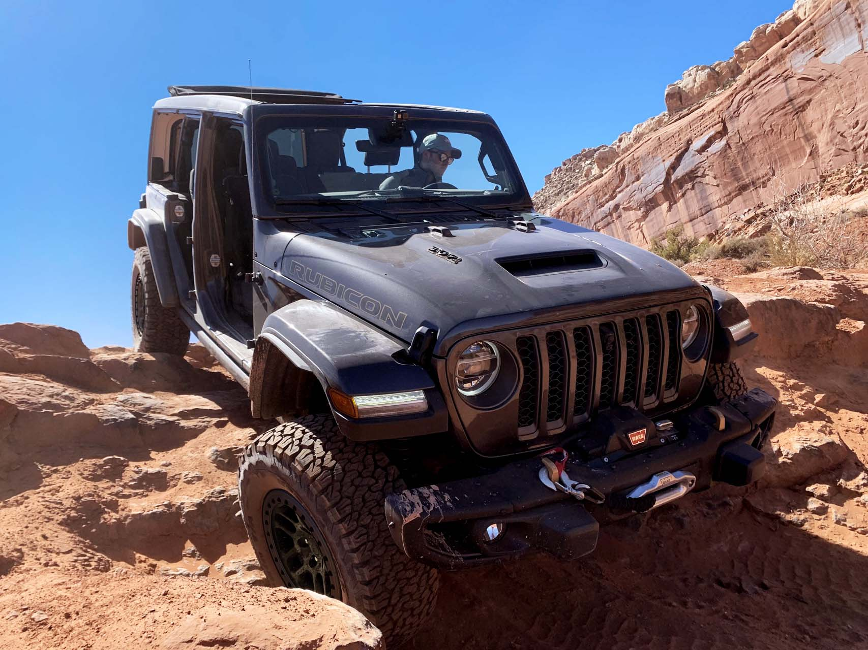 Jeep Wrangler Rubicon 392 and the Xtreme Recon Package