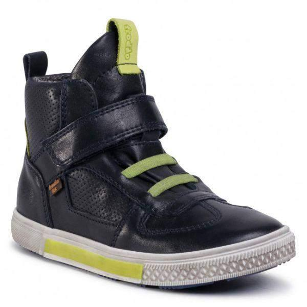Froddo G3110150-1 Boys Leather Boot /100% Waterproof / Made in Europe - ShoeKid.ca