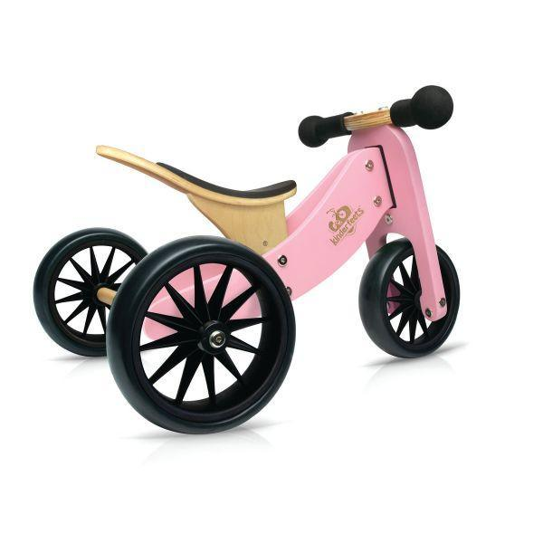 Kinderfeets Tiny Tot 2-in-1 Trike Balance Bike - ShoeKid Canada
