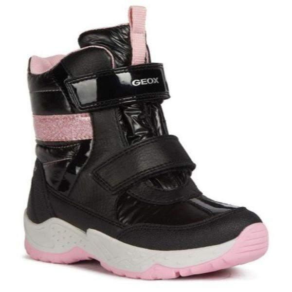 Geox Sentiero ABX Girls Waterproof All Weather Boots -25C Rated