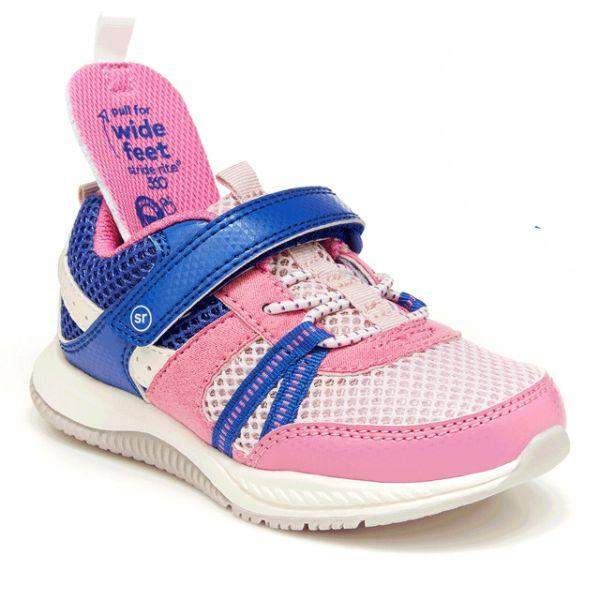 Stride Rite M2P Blitz Girls Running Shoes (Machine Washable)