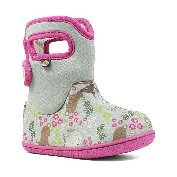 Bogs Baby Waterproof Winter and Rain Boot -10C - ShoeKid Canada