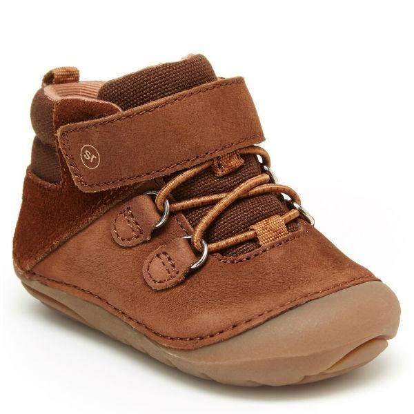 Stride Rite Boys Blake Toddler Boots - ShoeKid Canada