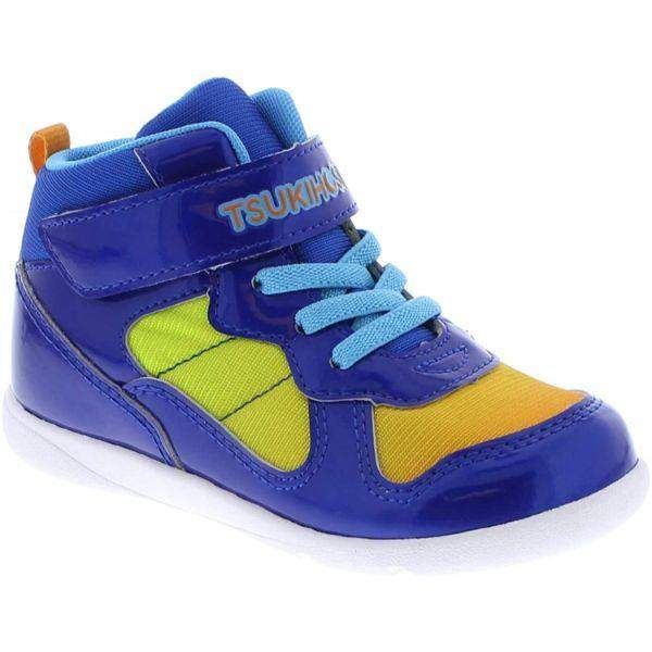 Tsukihoshi Jam Boys High Top Running Shoes (Machine Washable) - ShoeKid.ca