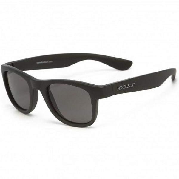 Koolsun Wave Kids SunGlasses / Matte Black / UV400 Protection