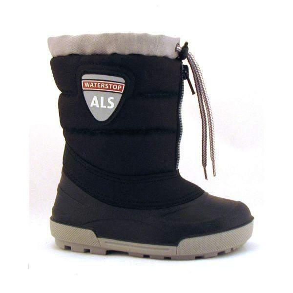 Alisa Kids Alaska Winter Boots (Made in Europe) Insulation -25C - ShoeKid.ca