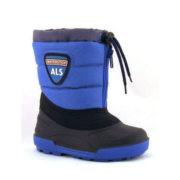 Alisa Kids Alaska Winter Boots (Made in Europe) Insulation -25C