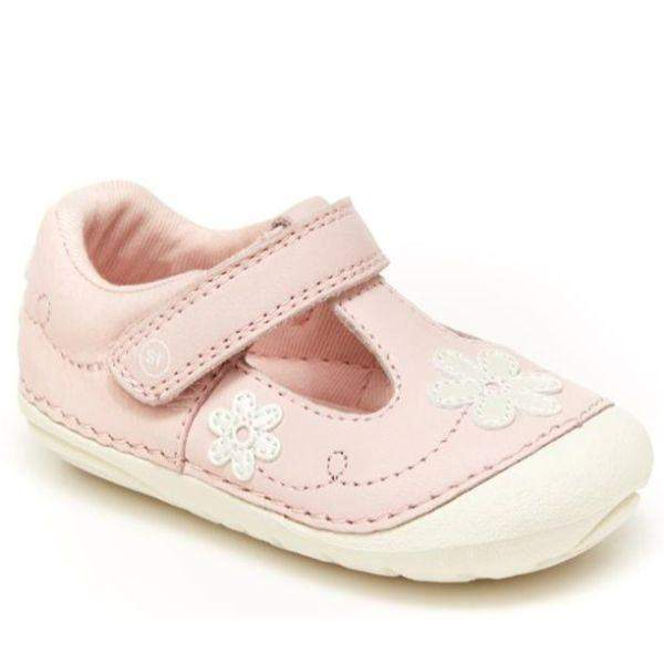 Stride Rite SM Liliana PINK Baby Toddler Shoes - ShoeKid.ca