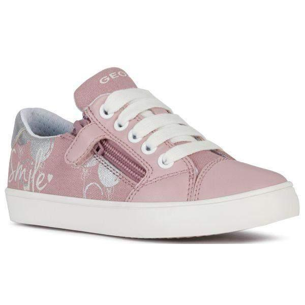 Geox J Gisli G. B Canvas + GBK - Girls Casual shoes