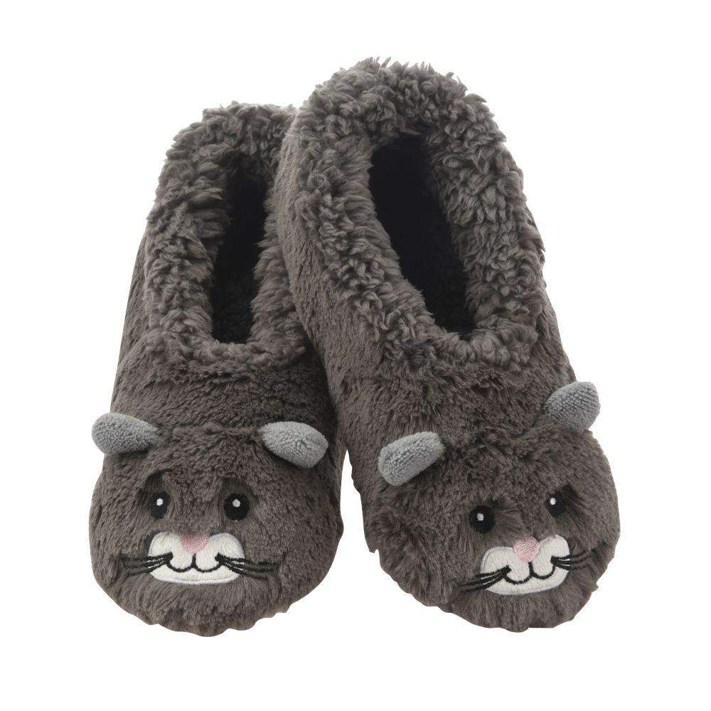 Snoozies Mouse Furry Foot Pal Toddler/Kids/Youth Slippers