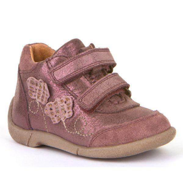 Froddo G2130217  - European Girls Leather Boot / Arch Support - ShoeKid.ca
