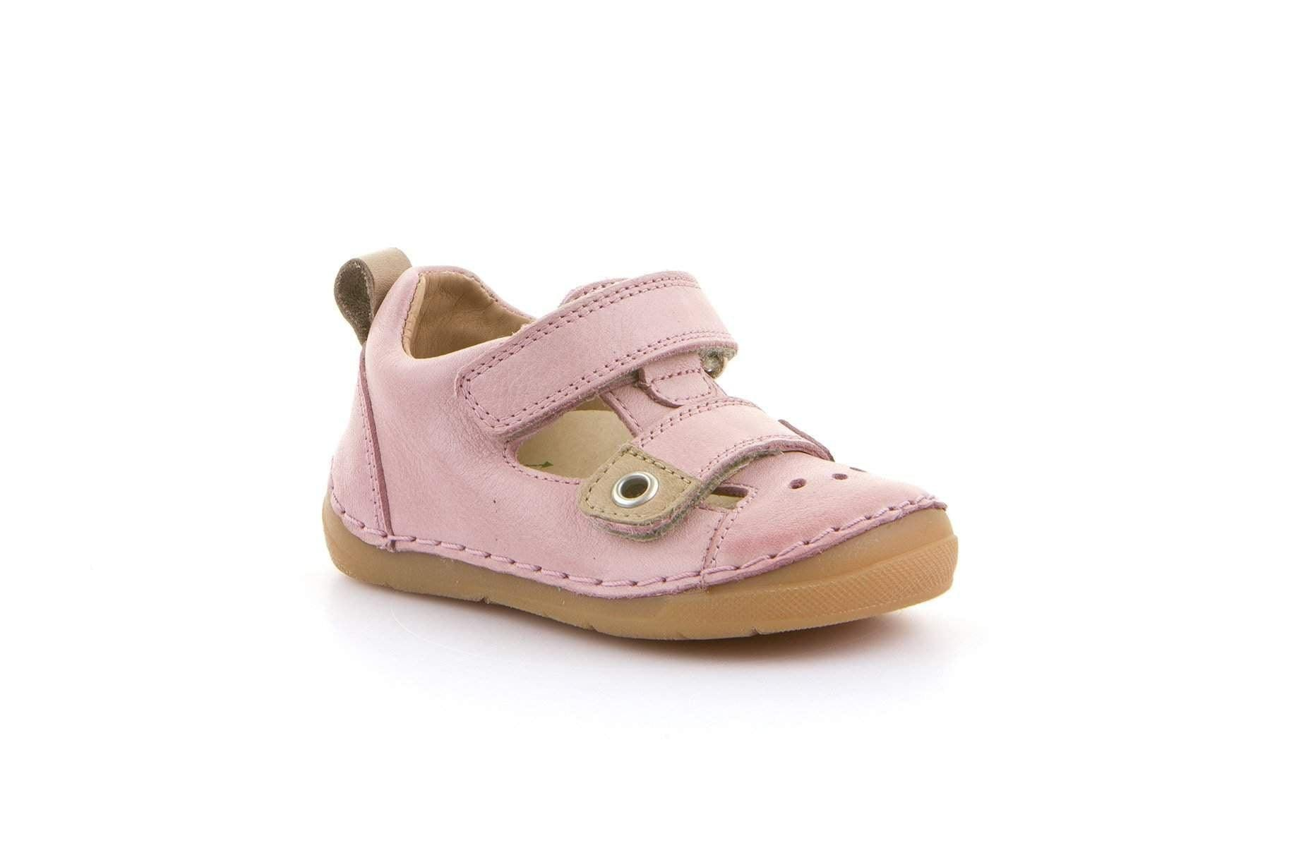 Froddo/G2150090-7/Pink/Girls  Leather Sandals /Toddler - ShoeKid.ca