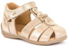 Froddo/G2150114-5/Gold/Girls  Leather Sandals /Toddler - ShoeKid.ca