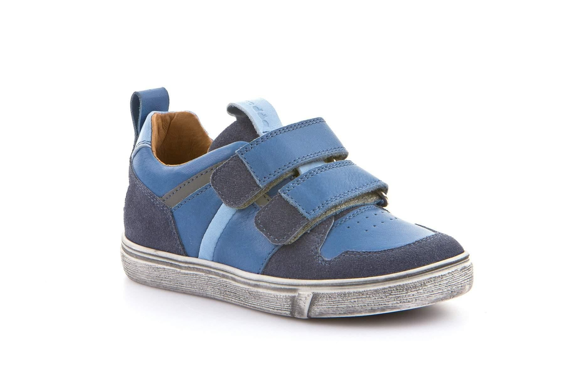 Froddo/G3130124-1/Denim/Boys Leather Shoes /Little Kid - ShoeKid.ca